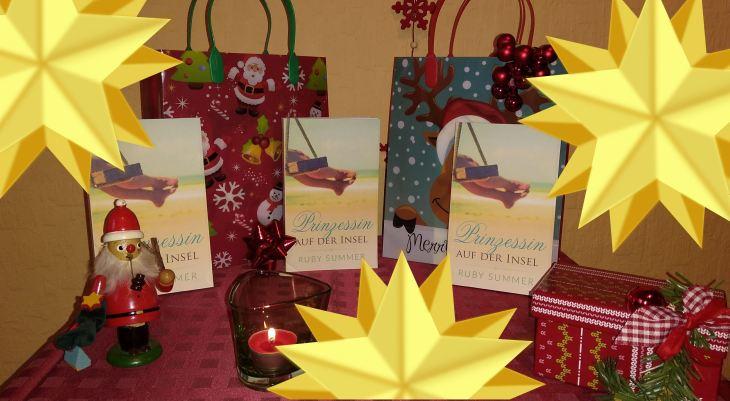 Weihnachtliche Buchverlosung